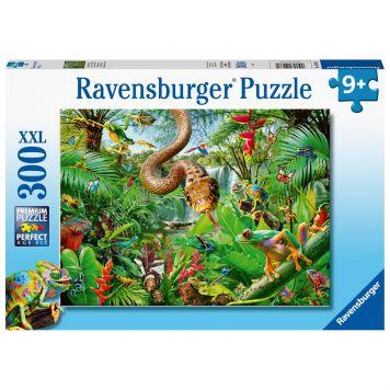Puzzel Reptielen Resort 300 Stukjes