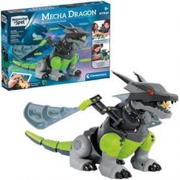 Wetenschap Robot Mecha Dragon Clementoni