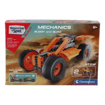 Mechanica Buggy En Quad Clementoni