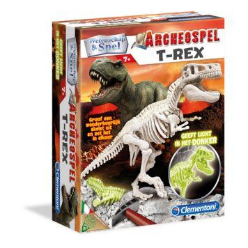Experimenteerset DigLine T-Rex