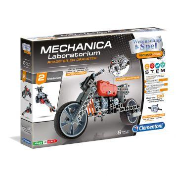 Wetenschap Mechanica Roadster En Dragster Clementoni
