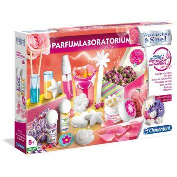 Wetenschap Meisjes Parfumlaboratorium