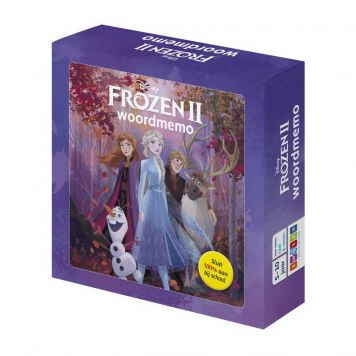 Frozen 2 Woordmemo