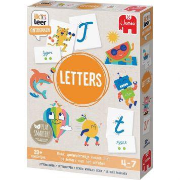 Ik Leer Ontdekken Letters
