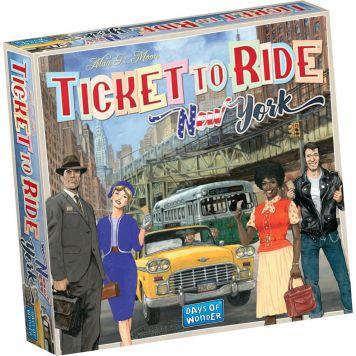 Spel Ticket To Ride New York
