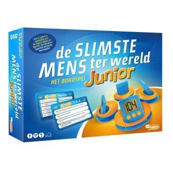 Spel De Slimste Mens Ter Wereld Junior