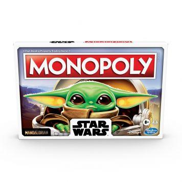 Monopoly Star Wars Mandalorian The Child