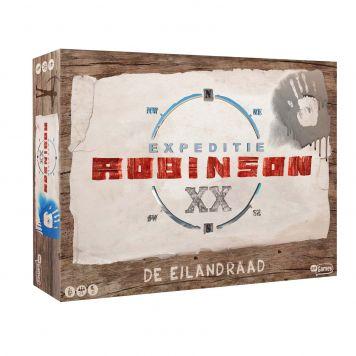 Spel Expeditie Robinson Jubileumeditie