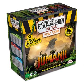 Spel Escape Room Jumanij