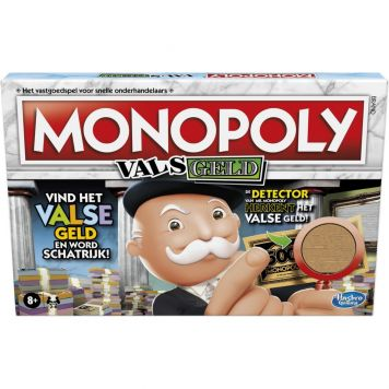 Monopoly Vals Geld - Bordspel