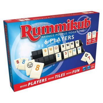 Spel Rummikub Original Xp