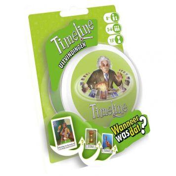 Spel Timeline Uitvindingen Blister