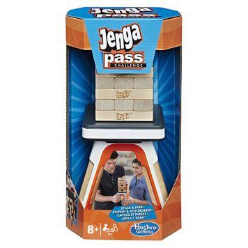 Spel Jenga Pass Challenge