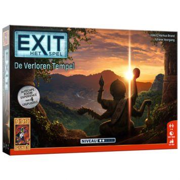 Spel Exit De Verloren Tempel