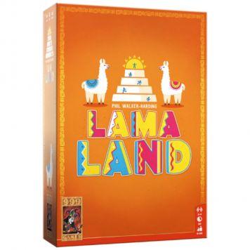 Spel Lamaland