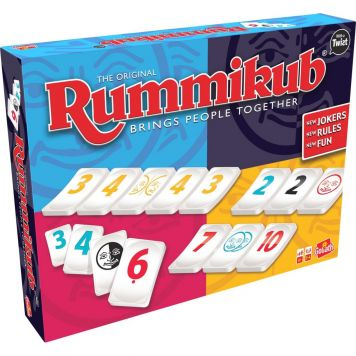 Spel Rummikub Twist Revolution