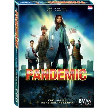 Spel Pandemic NL