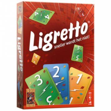 Spel Ligretto Rood