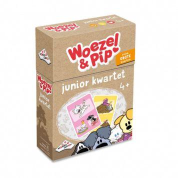 Woezel En Pip Kwartet Junior