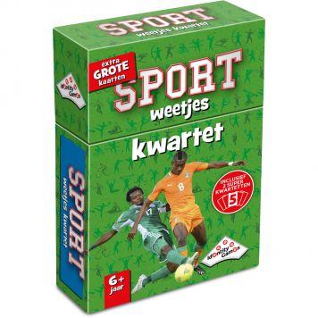 Spel Weetjes Kwartet Sport