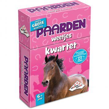 Spel Weetjes Kwartet Paarden