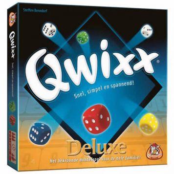 Spel Qwixx Deluxe