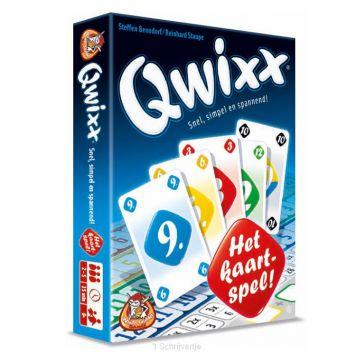 Spel Qwixx Kaartspel