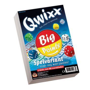 Spel Qwixx Big Point