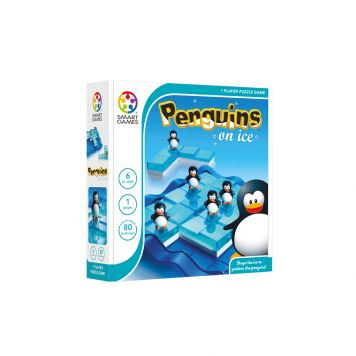 Spel Smartgames Penguins On Ice
