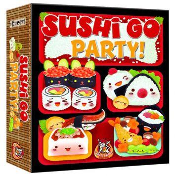 Spel Sushi Go Party!