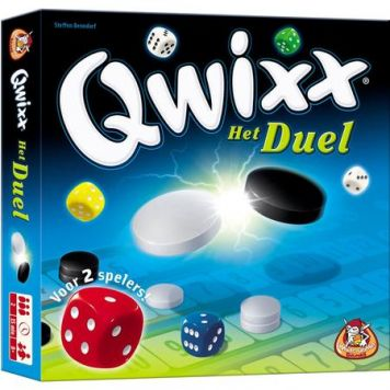 Spel Qwixx Het Duel
