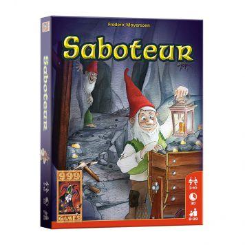 Spel Saboteur Kaartspel