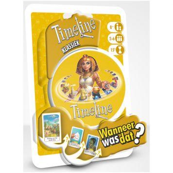 Spel Timeline Klassiek Blister