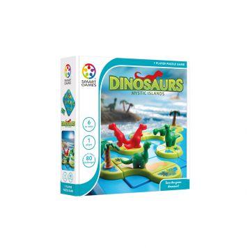 Spel Smartgames Dinosaurs Mysterieuze Eilanden