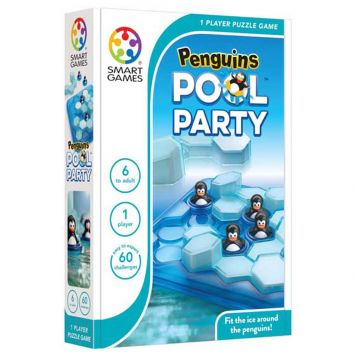 Spel Smartgames Penguins Pool Party