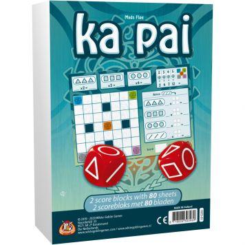 Spel Ka Pai Scoreblok