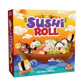 Spel Sushi Roll Dobbelspel