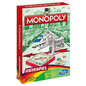 Spel Reis Monopoly