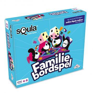Spel Squla Het Familiebordspel