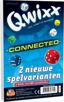Spel Qwixx Connected