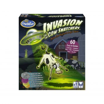 Thinkfun Invasion Cow Snatchers