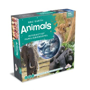 Spel BBC Earth Animals