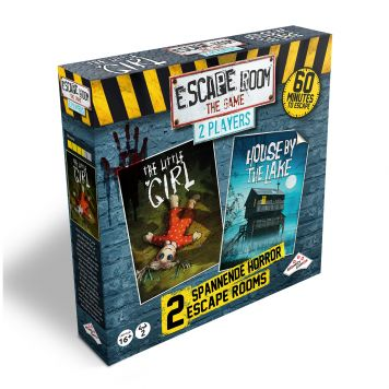 Spel Escape Room Horror 2 Spelers