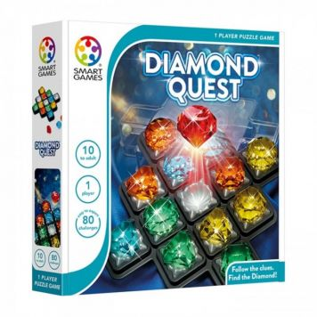 Spel Diamond Quest