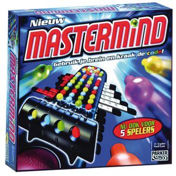 Spel Mastermind
