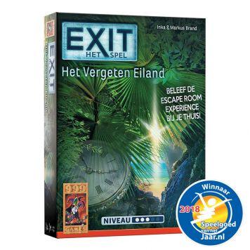 Spel Exit Het Vergeten Eiland