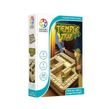 Spel Smartgames Temple Trap (48 opdrachten)