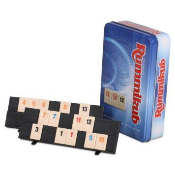 Spel Rummikub The Original Reiseditie (Tin)