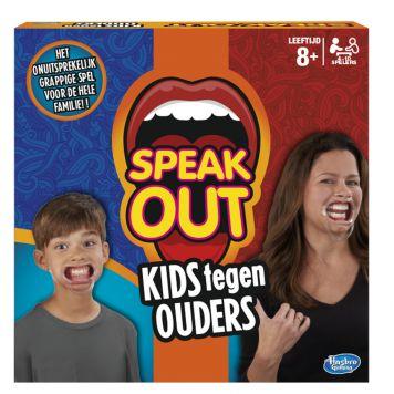 Spel Speak Out Kids Tegen Ouders