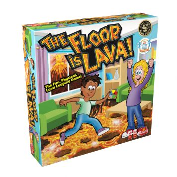 Spel Vloer Is Lava